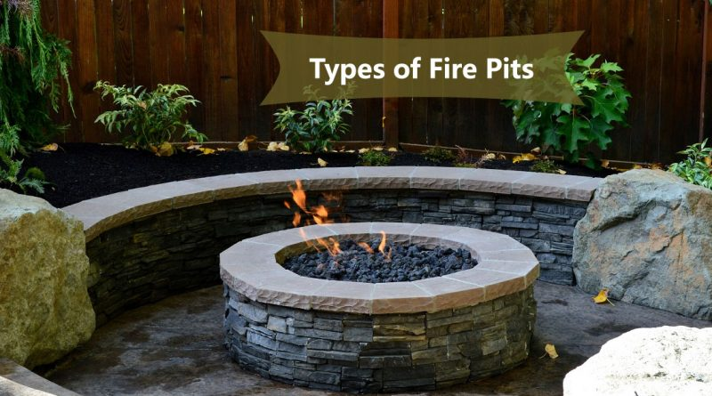 Types of Fire Pits Image