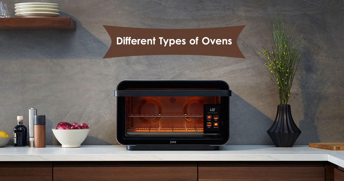 Types of Ovens Image